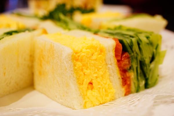 【サンドイッチのルマン】サンドイッチ