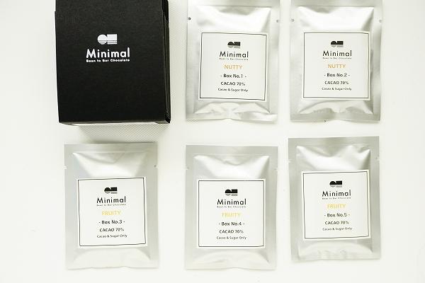 【Minimal】テイスティングセット