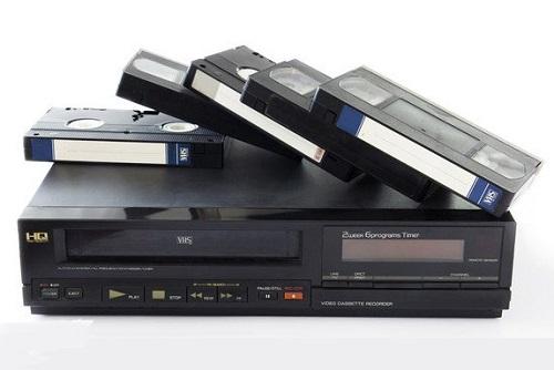 VHSのビデオデッキとかテープが出た当時ってどんな感じやったん?