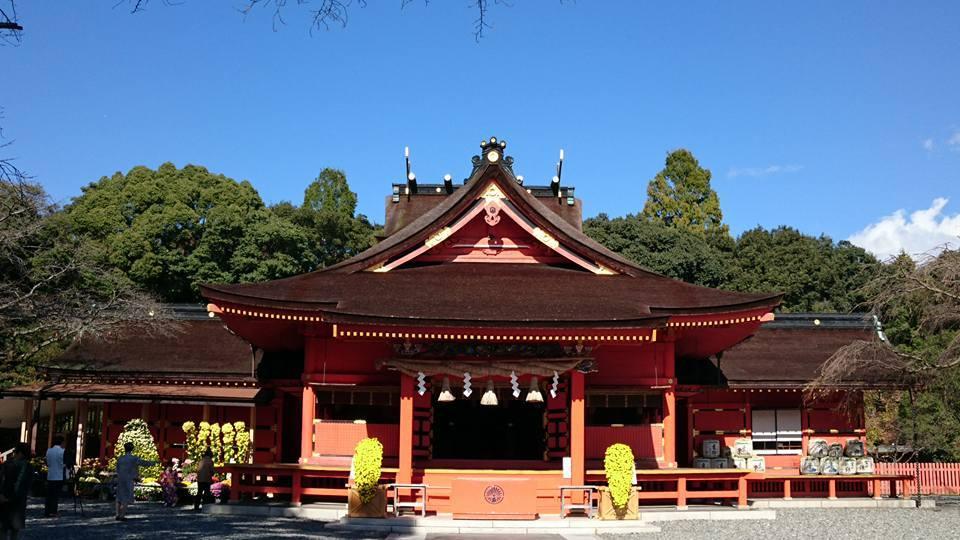 大木ゆきのさんと富士の神社巡り