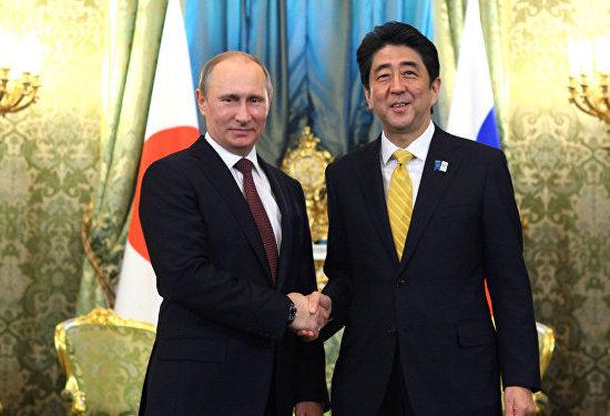 20161225 安倍総理とプーチン