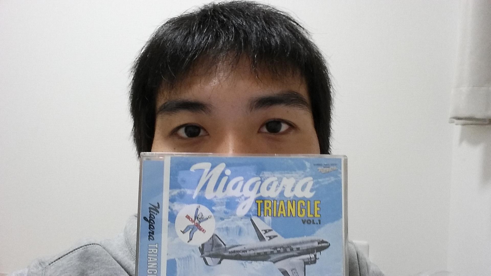 """ON AIR#3458 """" #NiagaraTriangle """""""