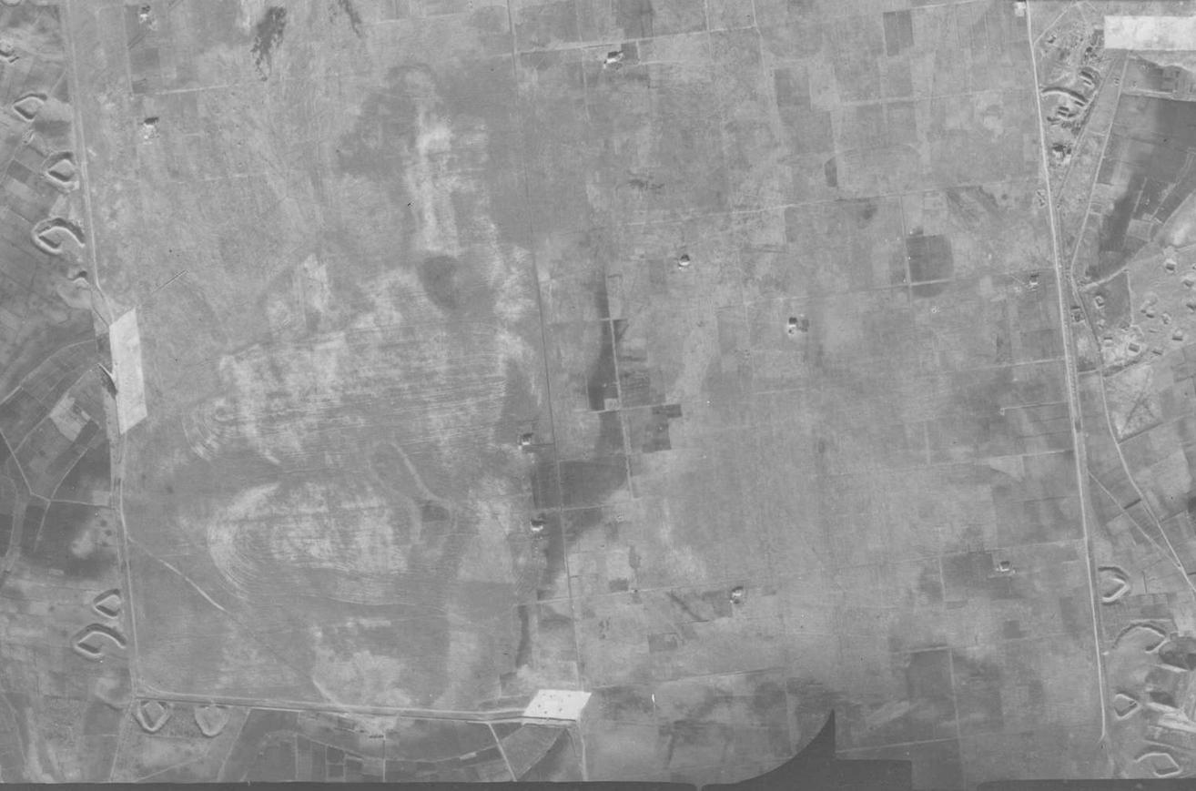 夜行虫のつぶやき 下館陸軍飛行場跡探訪