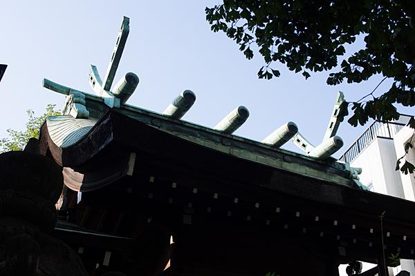 三輪神社本殿