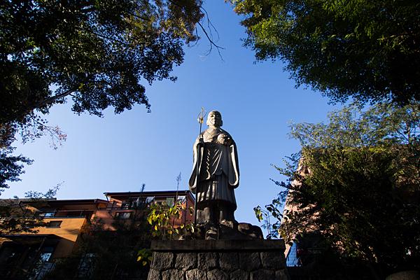 尾張弘法像