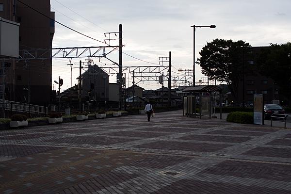 尾張旭駅前