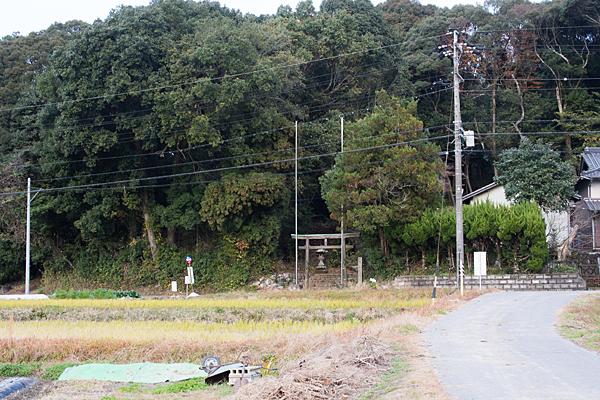 鳥原八幡神社