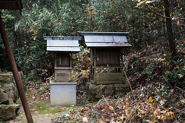 八幡神社境内社