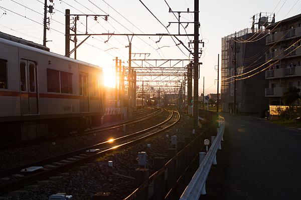 瀬戸電夕陽
