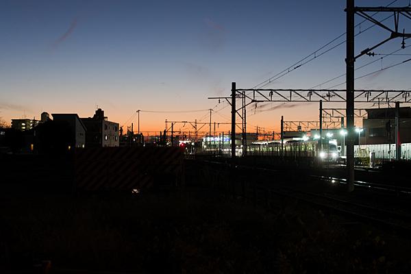 瀬戸電夜仮喜多山駅
