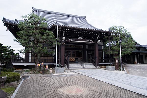 久国寺本堂