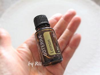 ドテラ レモン ナチュラル エッセンシャルオイル 15 ml