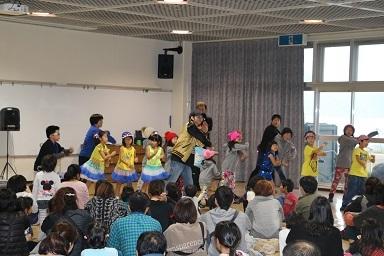 開会式ダンス1
