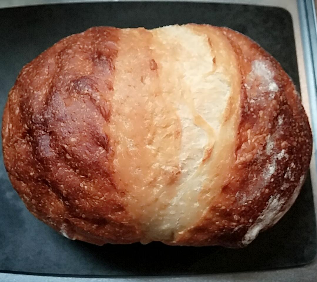 ブレッド&サーカスみたいなハードパンをふすま粉で焼きたい