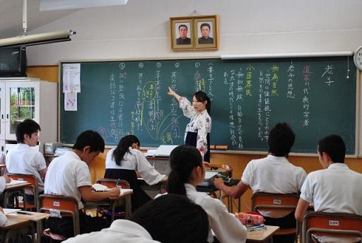 朝鮮学校 授業