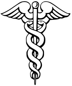 ケーリュケイオン(カドゥケウス、ヘルメス主義のシンボル)