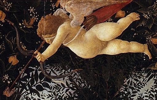サンドロ・ボッティチェッリの『春』 2