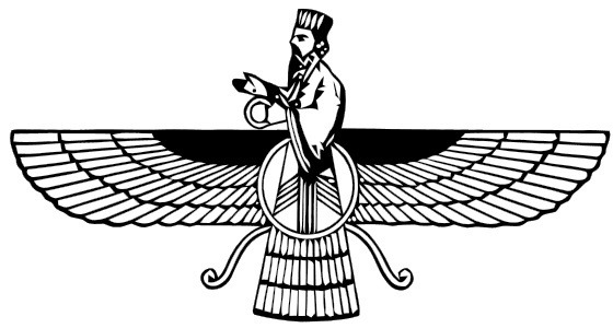 ゾロアスター教の守護霊プラヴァシ