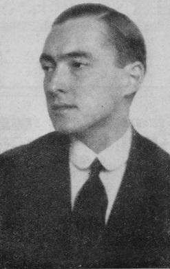 リヒャルト・クーデンホーフ=カレルギー (青山 栄次郎) 1926