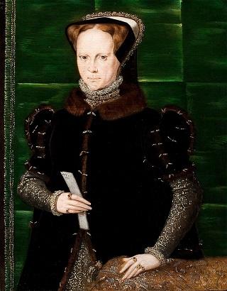 メアリー1世 5