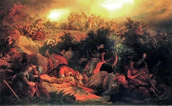 モハーチの戦い 1526年