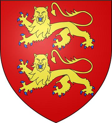 ノルマンディー朝の紋章
