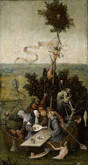 ユダヤ教の「金貸し」とキリスト教の「金貸し」と『阿呆船』