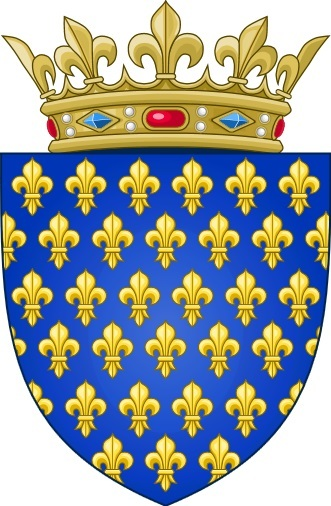 カペー朝の紋章
