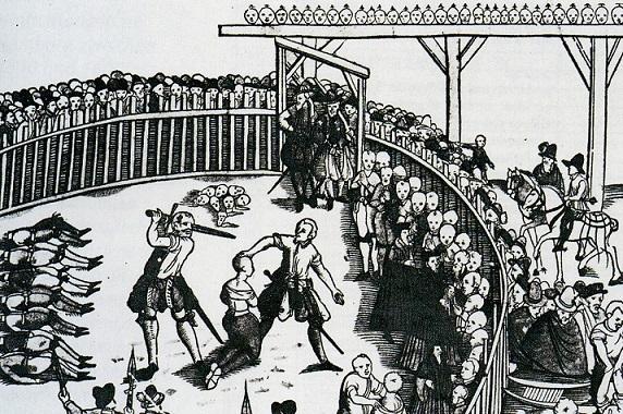 海賊の死刑執行人(1573年、ハンブルグ)