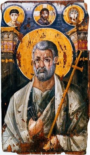 聖ペトロのイコン