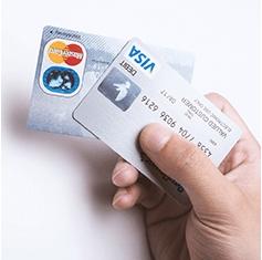 モッピー クレジットカード
