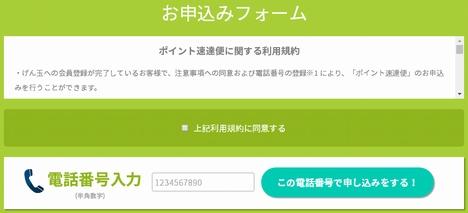 げん玉 ポイント速達便06