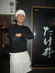 【新店】麺屋 たけ井 阪急梅田店-26