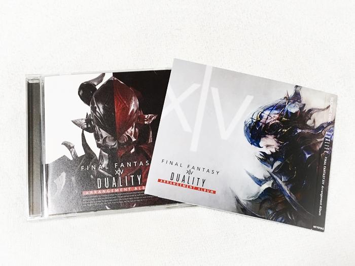 FINAL FANTASY XIV : Duality ~Arrangement Album~