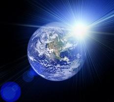ヒプノセラピー スピリチュアルライフ 光の地球