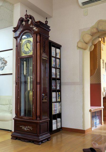 振り子 時計