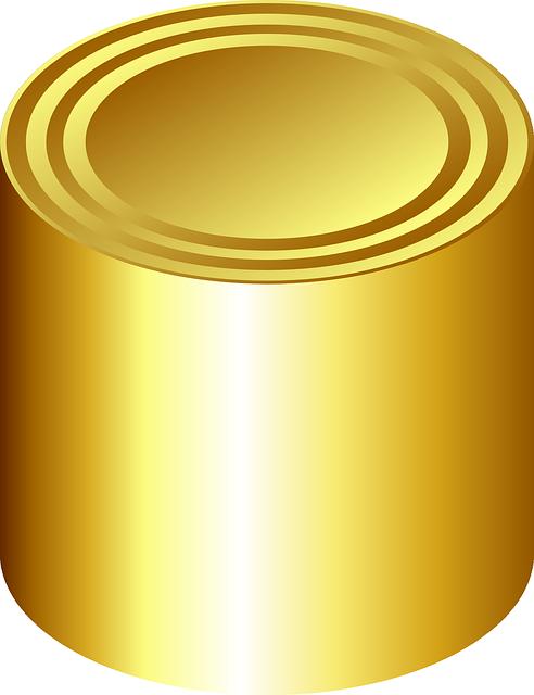 缶詰のフタの丸いデコボコは?-「エクステンション・リング」と呼ばれる缶の変形を防ぐ補強リング
