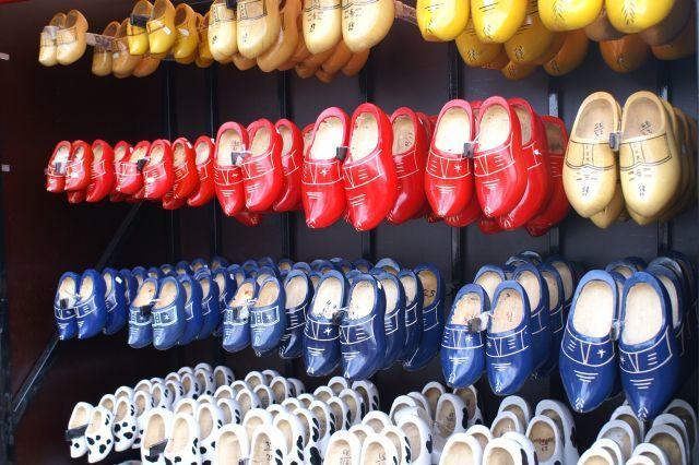 サボ 木靴