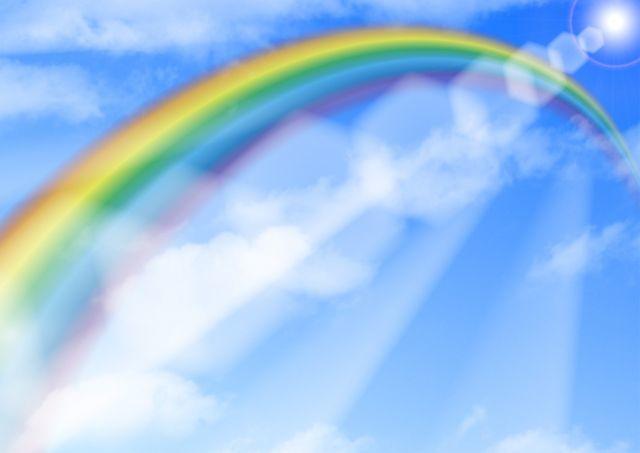 「虹」には、何故「虫扁」が使用されている?