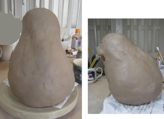ドラ猫の作り方2-2陶器