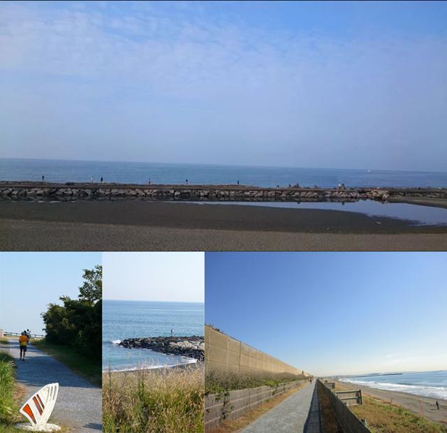 ■物件から徒歩3分で柳島海岸です!!柳島サーファーにおすすめの物件です!!