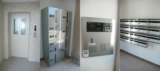 ■エレベーター完備!■宅配ボックス完備!■オートロック完備!■集合ポスト完備!