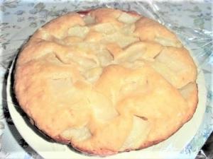 ホットケーキ,アップルブレッド