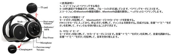 GRDE Bluetooth 4.1スポーツイヤホン商品説明 Amazon