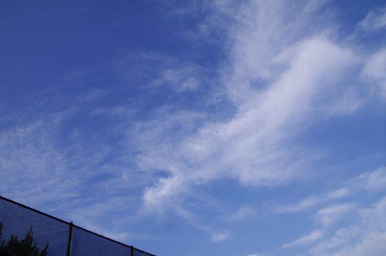 湘南の空と雲の風景 #006