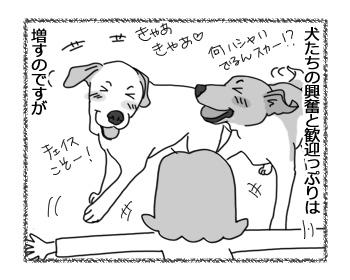 羊の国のビッグフット「猫と犬の違い~お出迎え編~」3