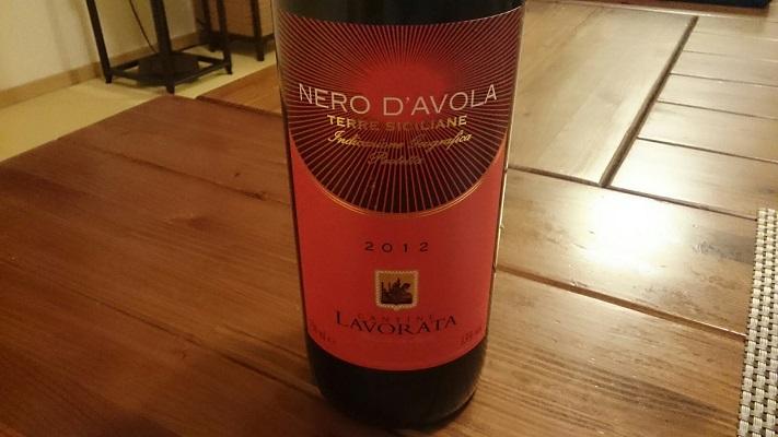 イタリアワインラベル表