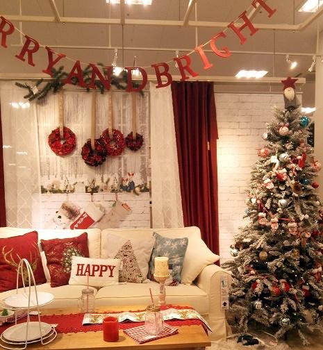 ニトリ・クリスマス2016