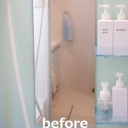 掃除(浴室)⑥