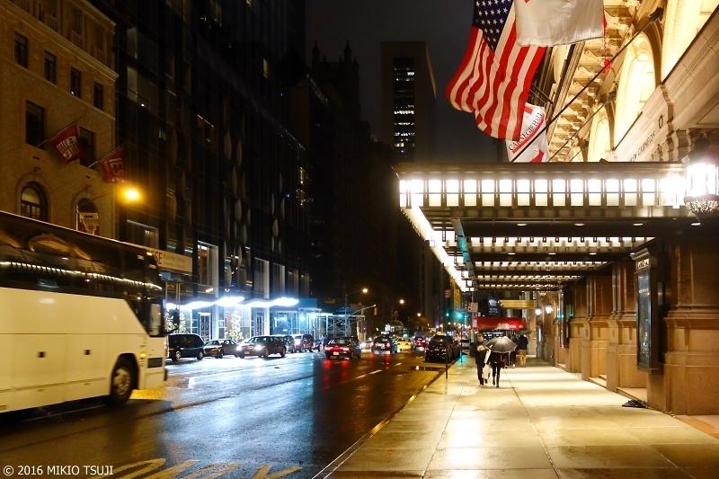 絶対探しの旅 – 0052 11月のニューヨークで雨に唄えば (マンハッタン)